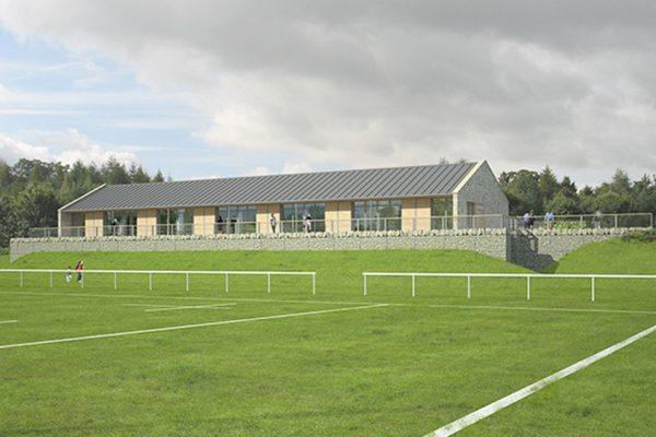 Harrogate Rugby Club – club house
