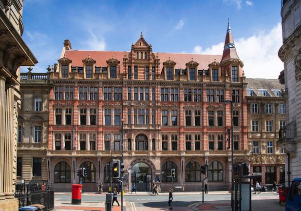 EMS PROJECT: Park Row House, Leeds