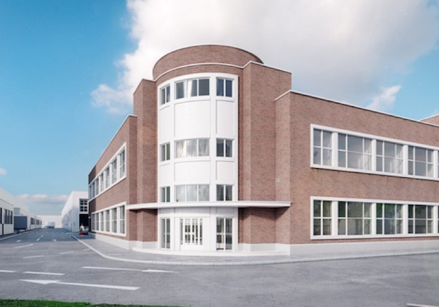 Elite Southmoor Industrial Estate External 2