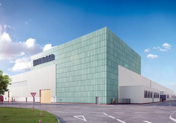 Elite Southmoor Industrial Estate external