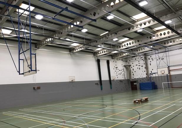 Elite St Peters School Gym