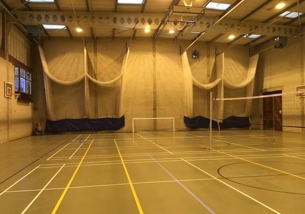 Elite St Peters School Gym Before