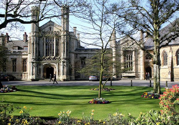 ECS PROJECT: St Peter's School, York